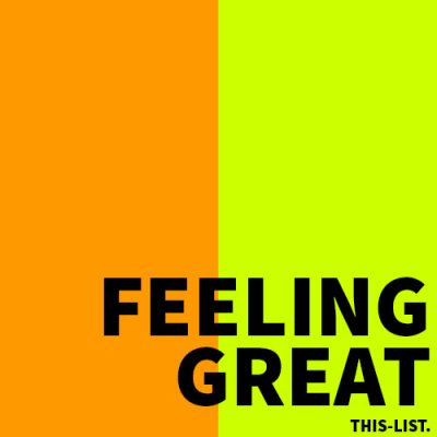 FEELING GREAT SPOTIFY PLAYLIST